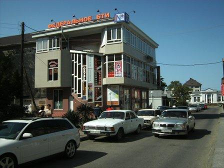 БТИ п. Лазаревский, тех план тех паспорт, межевание, землеустройство